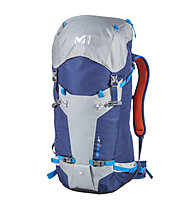 Millet Prolighter 38+10 - zaino alpinismo, Blue/Grey