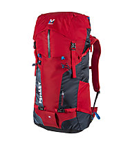Millet Prolighter 60+20 - zaino alpinismo, Red/Grey
