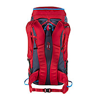 Millet Prolighter 60+20 - Alpinrucksack, Red/Grey