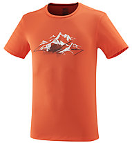 Millet Rock Stones - T-shirt - uomo, Orange