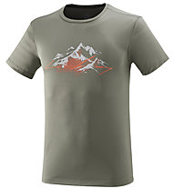 Millet Rock Stones - T-shirt - uomo, Grey