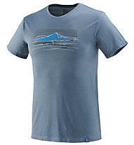 Millet Sevan Wool - T-Shirt Bergsport - Herren, Dark Blue