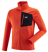 Millet Sirac Thermal - Fleecejacke Bergsport - Herren, Orange