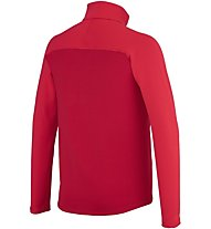 Millet Technostretch Zip - Felpa in pile alpinismo - uomo, Red