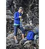 Millet Trekker Stretch 3/4 - pantaloni corti trekking - donna, Blue