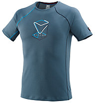 Millet Trilogy Delta Cube TS - T-shirt - uomo, Blue