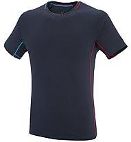 Millet Trilogy Delta Logo - T-shirt trekking - uomo, Blue