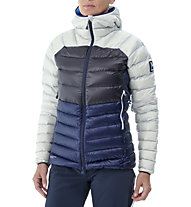 Millet Trilogy Diamond Down Hoodie - Alpinjacke - Damen, Grey/Blue