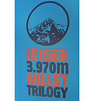 Millet Trilogy Dry Grid T-Shirt, Light Sky