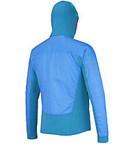 Millet Trilogy Dual Advanced Jacke, Light Sky/Rouge