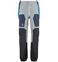 Millet Trilogy GTX Pro - pantaloni hardshell - uomo, Grey/Blue