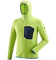 Millet Trilogy Lightgrid Hoodie - giacca in pile - uomo, Green