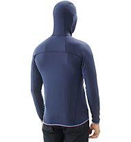 Millet Trilogy Lightgrid Hoodie - giacca in pile - uomo, Dark Blue