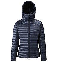 Millet Trilogy Synth' X - giacca in piuma con cappuccio - donna, Dark Blue