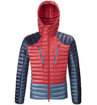 Millet Trilogy Synth´X - Daunenjacke Skitouren - Herren, Red/Blue