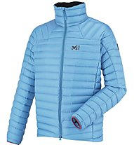 Millet Trilogy Synthesis Down - Giacca in piuma trekking - uomo, Blue