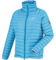 Millet Trilogy Synthesis Down - Giacca in Piuma trekking - donna, Blue