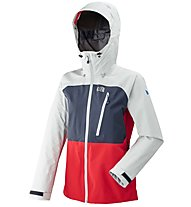 Millet Trilogy Ultimate GORE-TEX - Hardshelljacke mit Kapuze - Damen, Grey/Blue/Red