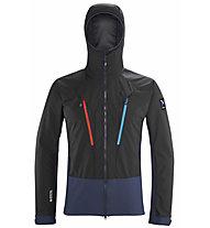 Millet Trilogy V Icon Infin Jacket - Skitourenjacke - Herren, Black/Blue