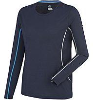 Millet Trilogy Wool - Langarmshirt Wandern - Damen, Blue
