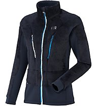 Millet Trilogy X Wool Jkt Giacca in pile alpinismo donna, Blue