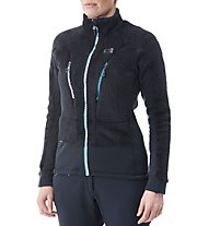 Millet Trilogy Wool - Fleecejacke mit Kapuze - Damen, Blue