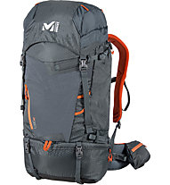 Millet Ubic 40 - zaino scialpinismo, Grey/Orange