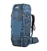 Millet Ubic 50+10 - zaino trekking, Dark Blue
