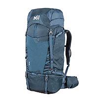 Millet Ubic 60+10 - zaino alpinismo e trekking, Blue