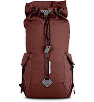 Millican Fraser the Rucksack 25L - zaino trekking, Dark Red
