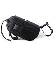 Miss Grape Bud  Bike Packing Lenkertasche, Black