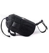 Miss Grape Bud stem bag Bike packing borsa da manubrio, Black