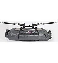 Miss Grape Tendril bar bag 10-17 lt Borsa Manubrio Bici, Black