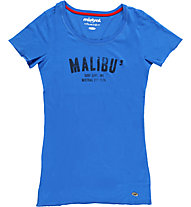 Mistral Long tee, Bluette