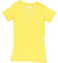 Mistral V-Neck Short Sleeve Tee, Yellow