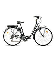 "Montana Ayda 28"" Damen-Citybike, Black"