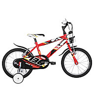 "Montana Bolt 16"" (2019) - Kinderfahrrad, Red"