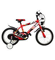 "Montana Bolt 16"" (2021) - bici per bambini, Red/Black"