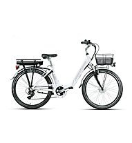 Montana E-Ayda (2017) Damen E-Bike, White