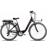 "Montana E ayda 26"" (2020) - city bike elettrica - donna, Black"