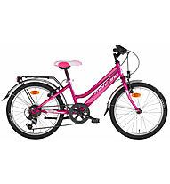 "Montana Escape 24"" Lady 3x6 - Citybike - Mädchen, Pink"