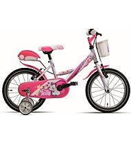 """Montana Fluffy 16"""" - bici da bambina, Pink"""