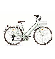 Montana Lunapiena (2017) Damen-Citybike, Green