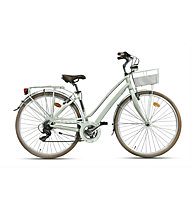 Montana Lunapiena 7V Damen-Fahrrad, Light Green