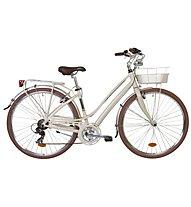 Montana Lunapiena 7V Damen-Fahrrad, Cream
