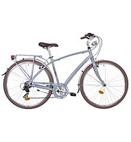 Montana Lunapiena 7V Men - City bike, Grey