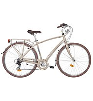 Montana Lunapiena 7V Men - City bike, Sand