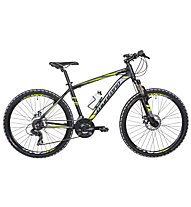 "Montana Mask 26"" - Mtb Hardtail, Black/Yellow Matt"