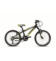 "Montana Spidy 20"" (2017) Kinderfahrrad, Black/Yellow"
