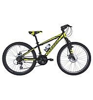 "Montana Spidy 24"" (2019) - Mountainbike - Kinder, Black/Yellow"